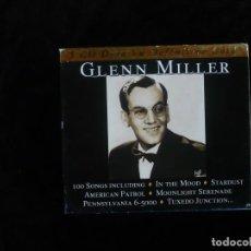 CDs de Música: GLENN MILLER - DEJA VU DEFINITIVE GOLD - CONTIENE 5 CD'S - CD COMO NUEVOS. Lote 194597393