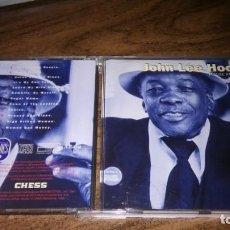 CD di Musica: JOHN LEE HOOKER - HOUSE AT THE BLUES (ALTAYA, SENTIR EL BLUES Nº 3). Lote 194597676