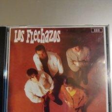 CDs de Música: LOS FLECHAZOS. PREPARADOS LISTOS YA. Lote 194598758