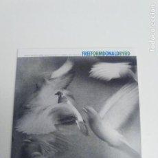 CDs de Música: DONALD BYRD FREE FORM ( 1962 DOL 2019 ) REPLICA DEL DISCO ORIGINAL EXCELENTE ESTADO. Lote 194599148