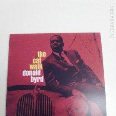 CDs de Música: DONALD BYRD THE CAT WALK ( 1961 DOL 2019 ) REPLICA DEL DISCO ORIGINAL EXCELENTE ESTADO. Lote 194599502
