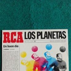 CDs de Música: CD SINGLE LOS PLANETAS UN BUEN DIA 2000 ENVIO CERTIFICADO GRATIS. Lote 194599568