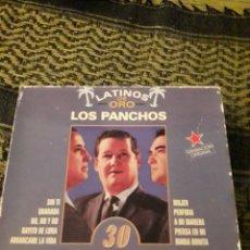 CDs de Música: PACK DE 2 CDS. LOS PANCHOS. 30 ÉXITOS DE ORO.. Lote 194604033