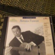 CDs de Música: LO MEJOR DE ATAHUALPA YUPANQUI. EDICION DE 1991.. Lote 194605916