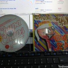 CDs de Música: CHUPING DANCE MAXI CD 4 TEMAS BANZAI CHUPA CHUPS 1996. Lote 194608048