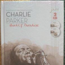 CDs de Música: CHARLIE PARKER–BIRD OF PARADISE. Lote 194610202