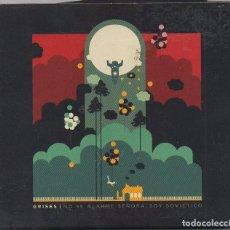 CDs de Música: GRISES - NO SE ALARME SEÑORA SOY SOVIETICO / DIGIPACK ALBUM DEL 2012 / MUY BUEN ESTADO RF-4810. Lote 194612272