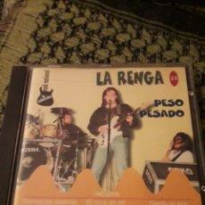 CDs de Música: LA RENGA Y VARIOS ARTISTAS. PESO PESADO. EDICION RARA.. Lote 194613710