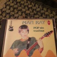 CDs de Música: MAN RAY Y VARIOS ARTISTAS. POP SON FRONTERAS. EDICION RARA. Lote 194616006