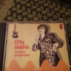 CDs de Música: LITTO NIEBBA Y VARIOS ARTISTAS. HUELLAS PROFUNDAS. EDICION RARA.. Lote 194617621