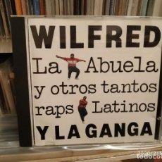CDs de Música: WILFRED Y LA GANGA – LA ABUELA Y OTROS TANTOS RAPS LATINOS . Lote 194620346