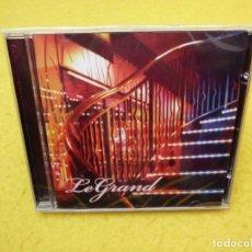 CDs de Música: CD LEGRAND - LOCOMOTIVE RECORDS - 12 TRACK - LE GRAND - SEALED Ç. Lote 194622633