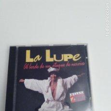 CDs de Música: LA LUPE AL BORDE DE UN ATAQUE DE NERVIOS ( 1993 MANZANA ) MUY BUEN ESTADO. Lote 194642072