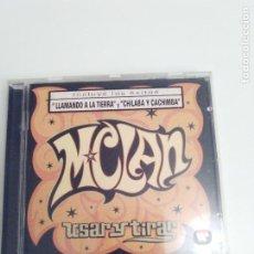 CDs de Música: M CLAN USAR Y TIRAR ( 1999 DRO ). Lote 194642318