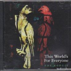 CDs de Música: THIS WORLD'S FOR EVERYONE - THE KORGIS / CD ALBUM DE 1992 / MUY BUEN ESTADO RF-4818. Lote 194648620