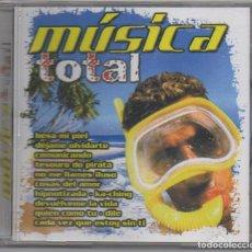 CDs de Música: MUSICA TOTAL - PACIFIC MUSIC / CD ALBUM DEL 2003 / MUY BUEN ESTADO RF- 4819. Lote 194648635