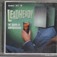 CDs de Música: LEADHEAD - THE SOUND OF SUPERCHUMBO / CD ALBUM DEL 2002 / MUY BUEN ESTADO RF-4820. Lote 194648663