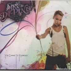 CDs de Música: SARA DA PIN UP - YO GANO TU PIERDES / DIGIPACK / CD ALBUM DEL 2006 / MUY BUEN ESTADO RF-4823. Lote 194648781