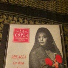 CDs de Música: MIKAELA. LA LUNA Y EL TORO. EDICION DE 1992.. Lote 207333461