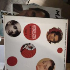 CDs de Música: CD DOBLE DE LA HISTORIA DE LA COPLA DE LA A A LA Z. ANTONIO MOLINA, ETC. Lote 194654226