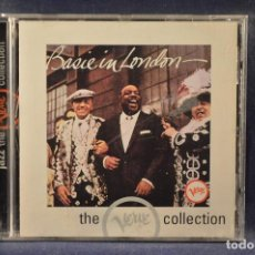 CDs de Música: BASIE IN LONDON - COUNT BASIE AND HIS ORCHESTRA - CD. Lote 194660995