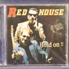 CDs de Música: RED HOUSE - HOLD ON - CD . Lote 194665875