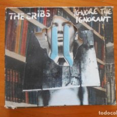 CDs de Música: CD THE CRIBS - IGNORE THE IGNORANT (G8). Lote 194666330