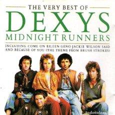 CDs de Música: THE VERY BEST OF DEXYS MIDNIGHT RUNNERS - CD DE 19 TRACKS - ED. POLYGRAM 1991.. Lote 194670038
