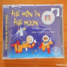 CDs de Música: CD THE MAN IN THE MOON (2N). Lote 194677262