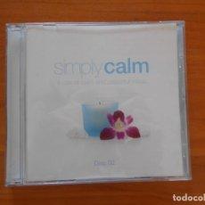 CDs de Música: CD SIMPLY CALM - DISC 02 (2N). Lote 194677458