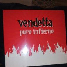 CDs de Música: VENDETTA / CD PRECINTADO / PURO INFIERNO. Lote 194679401