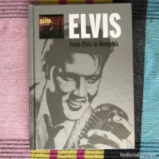 CDs de Música: ELVIS PRESLEY - FROM ELVIS IN MEMPHIS (1969) - CD RBA 2009 SPAIN - DIGIBOOK. Lote 194683880