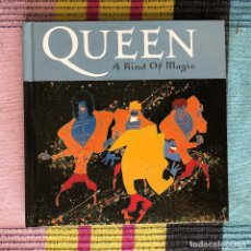 CDs de Música: QUEEN - A KIND OF MAGIC (1991) - CD DIGIBOOK EMI SPAIN 2008. Lote 194684135