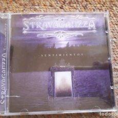 CDs de Música: STRAVAGANZZA , SENTIMIENTOS , SEGUNDO ACTO , CD 2005 , ESTADO IMPECABLE HEAVY NACIONAL, ENV. ECONOM. Lote 194685266