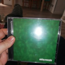 CDs de Música: EKHYMOSIS / CD / JUANES / GRUPO DE HEAVY ROCK LATINO DE JUANES ANTES DE SU CARRERA EN SOLITARIO.. Lote 194685696