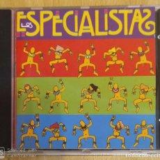 CDs de Música: LOS ESPECIALISTAS (LOS ESPECIALISTAS) CD 1991. Lote 194686955