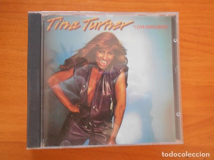 CD TINA TURNER - LOVE EXPLOSION (5E) (Música - CD's Pop)