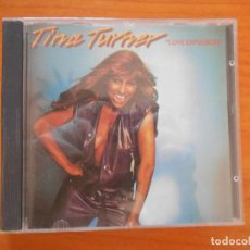 CDs de Música: CD TINA TURNER - LOVE EXPLOSION (5E). Lote 194688106
