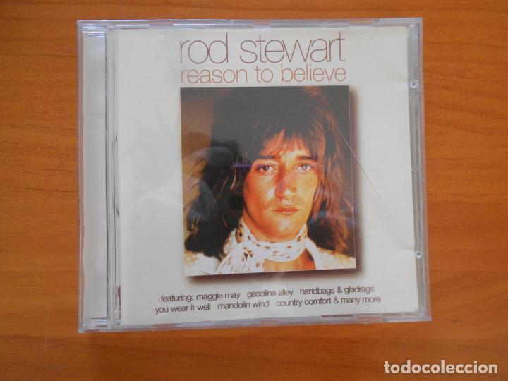 CD ROD STEWART - REASON TO BELIEVE (5E) (Música - CD's Pop)
