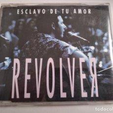 CDs de Música: CD SINGLE PROMO - REVOLVER - ESCLAVO DE TU AMOR. Lote 194688690