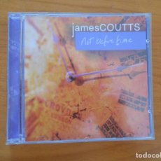 CDs de Música: CD JAMES COUTTS - NOT BEFORE TIME (5C). Lote 194688696