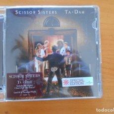 CDs de Música: CD SCISSOR SISTERS - TA-DAH - SPECIAL EDITION (5C). Lote 194688831