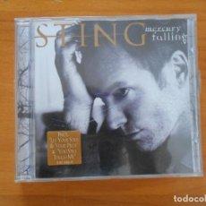CDs de Música: CD STING - MERCURY FALLING - LEER DESCRIPCION (5C). Lote 194688906