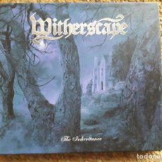 CDs de Música: WITHERSCAPE , THE INHERITANCE , CD 2013 GERMANY DIGIPACK, ESTADO IMPECABLE, HEAVY , PROGRESIVO .. Lote 194689580