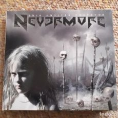 CDs de Música: NEVERMORE , THIS GODLESS ENDEAVOR , CD DIGIPACK DESPLEGABLE LIMITED EDITION, ESTADO IMPECABLE . Lote 194690705
