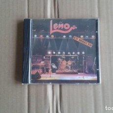 CDs de Música: LEÑO - EN DIRECTO CD 1991. Lote 194693760