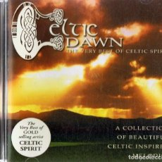CDs de Música: CELTIC DAWN ¨THE VERY BEST OF CELTIC SPIRIT¨ (CD). Lote 194697435