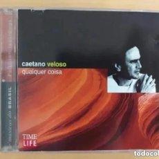 CDs de Música: CAETANO VELOSO - QUALQUER COSA (CD). Lote 194697660