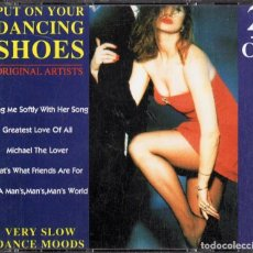 CDs de Música: PUT ON YOUR DANCING SHOES ( 2 CD´S). Lote 194700043