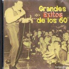 CDs de Música: GRANDES ÉXITOS DE LOS 60 (CD). Lote 194700450